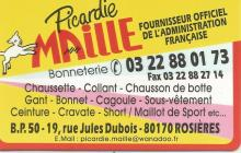 PICARDIE MAILLE